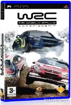 WRC FIA World Rally Championship (2010) (ENG) (PSP)