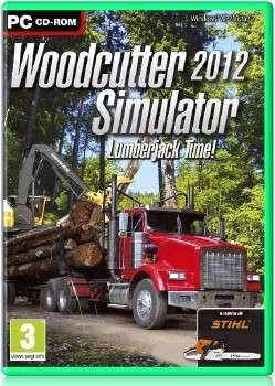 Woodcutter Simulator (2012) (ENG) (PC)