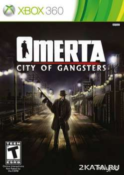Omerta: City of Gangsters (2013) (ENG) (XBOX360)