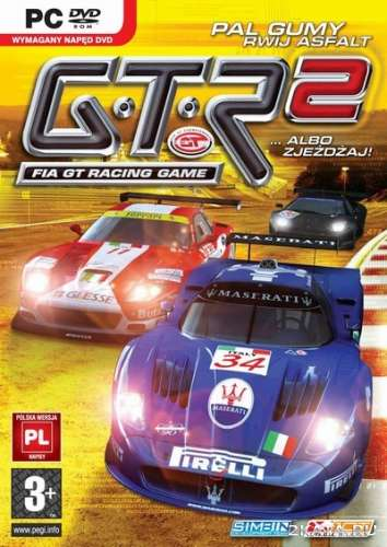 GTR 2: FIA GT Racing Game (2006) (RUS/ENG) (PC) Repack