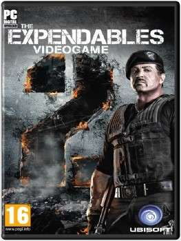 The Expendables 2 Videogame (2012) (ENG) (PC) SKIDROW