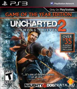 Uncharted 2: Among Thieves Game of the Year Edition (2009) (RUS/ENG) (PS3) RePack