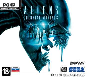 Aliens: Colonial Marines (2013) (RUS/ENG) (PC) Steam-Rip / RePack