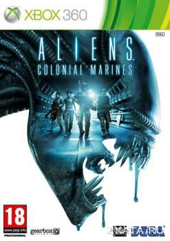 Aliens: Colonial Marines (2013) (RUSSOUND) (XBOX360)