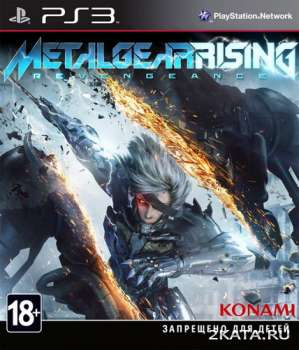 Metal Gear Rising: Revengeance (2013) (ENG) (PS3) RePack