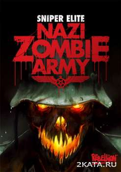 Sniper Elite: Nazi Zombie Army (2013) (ENG) (PC) Steam-Rip / RePack
