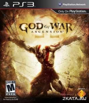 God of War: Восхождение / God of War: Ascension (2013) (RUSSOUND) (PS3) Rip