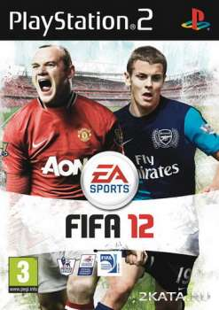 FIFA 12 (2011) (RUSSOUND) (PS2)