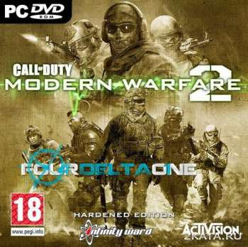 Call of Duty: Modern Warfare 2 (v.3.0-126) (Multiplayer Only - FourDeltaOne) (2009-2013) (RUS) (PC) Rip