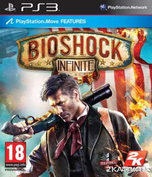 BioShock Infinite (2013) (EUR) (ENG/Multi-6) (PS3)