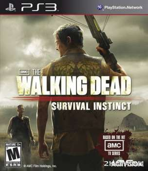 The Walking Dead: Survival Instinct (2013) (ENG) (PS3)