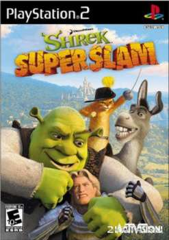 Shrek Super Slam (2005) (RUS) (PS2)