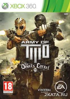 Army of TWO: The Devil's Cartel (2013) (ENG) (XBOX360)