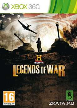 History: Legends of War (2013) (ENG) (XBOX360)