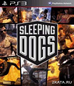Sleeping Dogs + ALL DLC (4хDVD5) (2012) (RUS) (PS3) RePack
