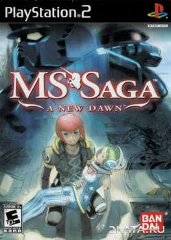 MS Saga: A New Dawn (2006) (RUS) (ENG) (PS2)