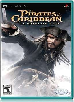 Pirates of the Caribbean: At Worlds End (2008) (RUS) (PSP)