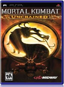 Mortal Kombat Unchained (2006) (ENG) (PSP)