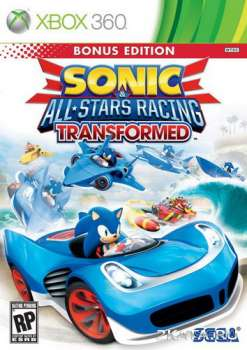 Sonic & All-Stars Racing Transformed (2012) (ENG) (XBOX360)