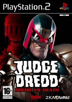 Judge Dredd: Dredd vs Death (2005) (RUS) (PS2)