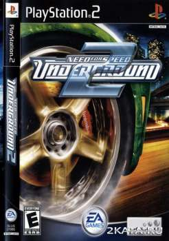 Need For Speed Underground 2 (2004) (RUS) (PS2)