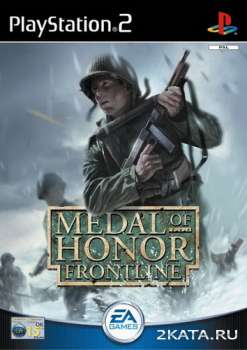 Medal of Honor: Frontline (2003) (RUS) (PS2)