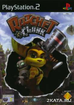 Ratchet and Clank (2002) (RUS) (PS2)