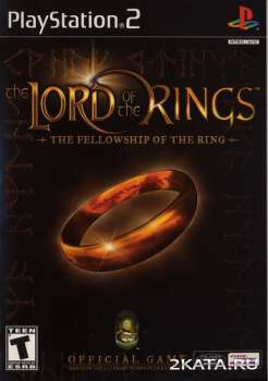 The Lord of the Rings: The Fellowship of the Ring (2002) (RUS) (PS2)