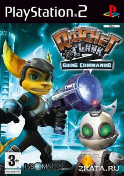 Ratchet and Clank: Going Commando (2003) (RUS) (PS2)