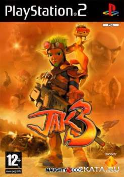 Jak 3 (2004) (RUS) (ENG) (Multi-7) (PS2)