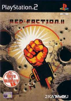 Red Faction 2 (2002) (RUS) (PS2)