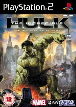 The Incredible Hulk (2008) (RUS) (ENG) (PS2)