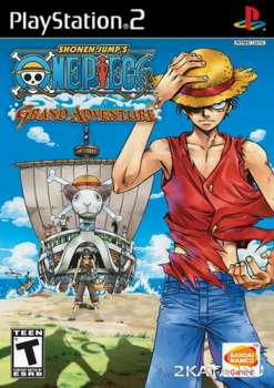 One Piece: Grand Adventure (2006) (RUS) (PS2)