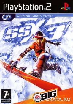 SSX 3 (2003) (RUS) (PS2)