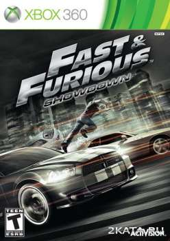 Fast and Furious: Showdown (2013) (ENG) (XBOX360)