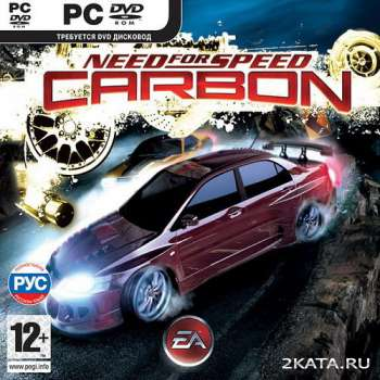 Need for Speed: Carbon - Collector's Edition (2006) (RUS/ENG/Multi) (PC)
