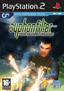 Syphon Filter: The Omega Strain (2004) (RUS) (PS2)