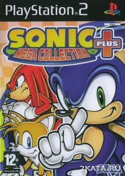 Sonic Mega Collection PLUS (2006) (RUS) (ENG) (PS2)