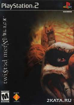 Twisted Metal Black (2001) (RUS) (ENG) (PS2)