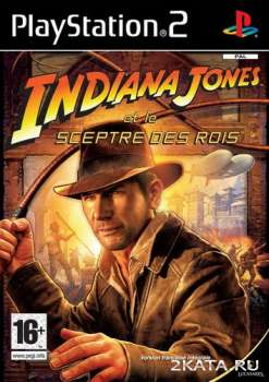 Indiana Jones and the Staff of Kings (2009) (RUS) (ENG) (PS2)