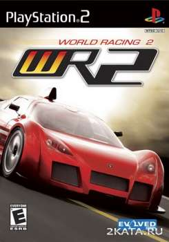 World Racing 2 (2005) (RUS) (PS2)