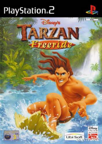 Tarzan Freeride (2001) (RUS) (PS2)
