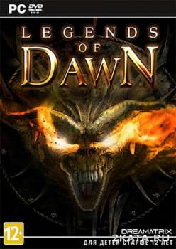 Legends of Dawn (2013) (RUS/ENG/MULTi4) (PC) (SKiDROW) / RePack - фэнтезийный экшен-рпг