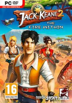 Jack Keane 2: The Fire Within (2013) (ENG) (PC) (FAIRLIGHT)