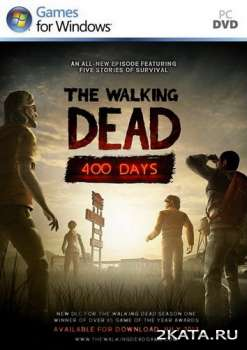 The Walking Dead: 400 Days (2013) (ENG) (DLC) (PC)