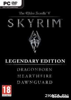 The Elder Scrolls V: Skyrim – Legendary Edition (MegaMod's Edition Pack + 4 DLC) (2013) (RUS) (PC) RePack