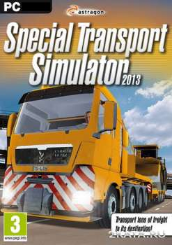 Special Transport Simulator 2013 (2013) (ENG) (PC) (TiNYiSO)