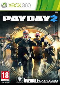 PayDay 2 (2013) (ENG) (XBOX360)
