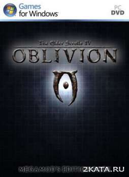 The Elder Scrolls: Oblivion - Золотое Издание (All DLC + MegaMod's Edition Pack) (2007) (RUS) RePack