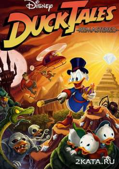 DuckTales: Remastered (2013) (ENG/Multi5) (PC) Steam-Rip / RePack